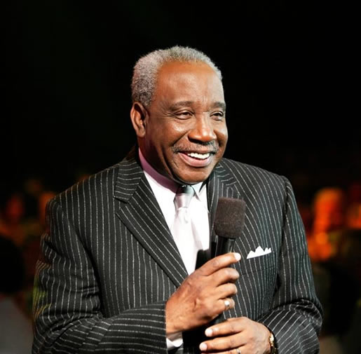 Above: Veteran soul singer Jerry Butler gives a rare performance in San Diego - Saturday and Sunday - at Anthology in Little Italy.